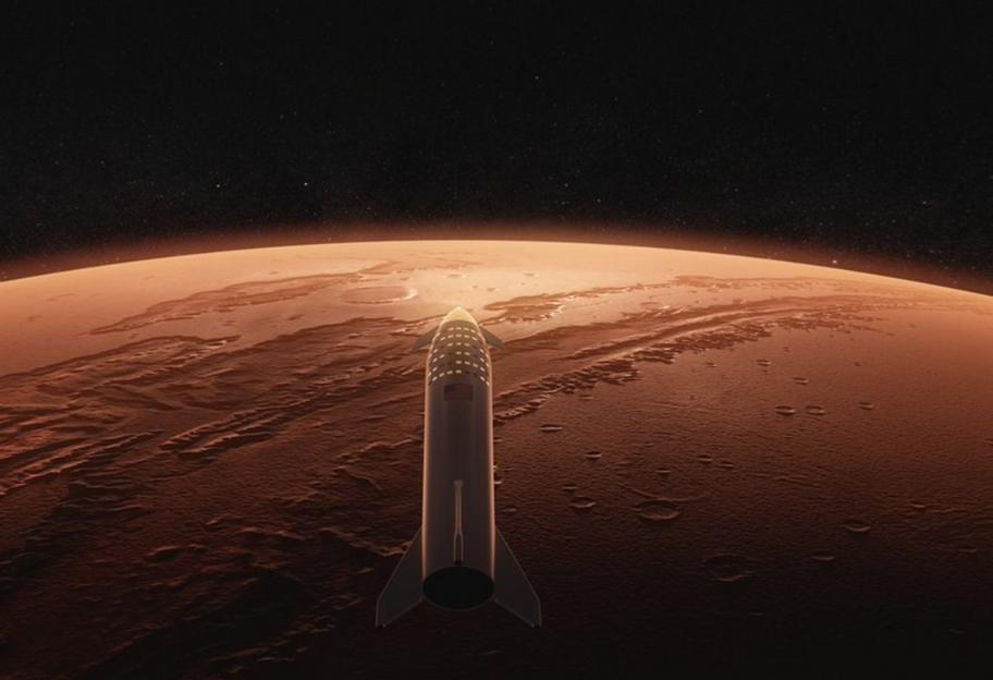 Первые люди на Красной планете Маск рассказал как будут жить колонисты на Марсе