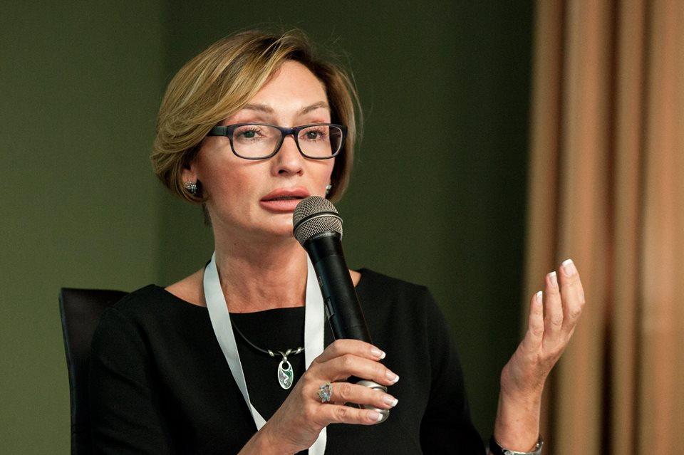 Екатерина Рожкова. Фото НБУ