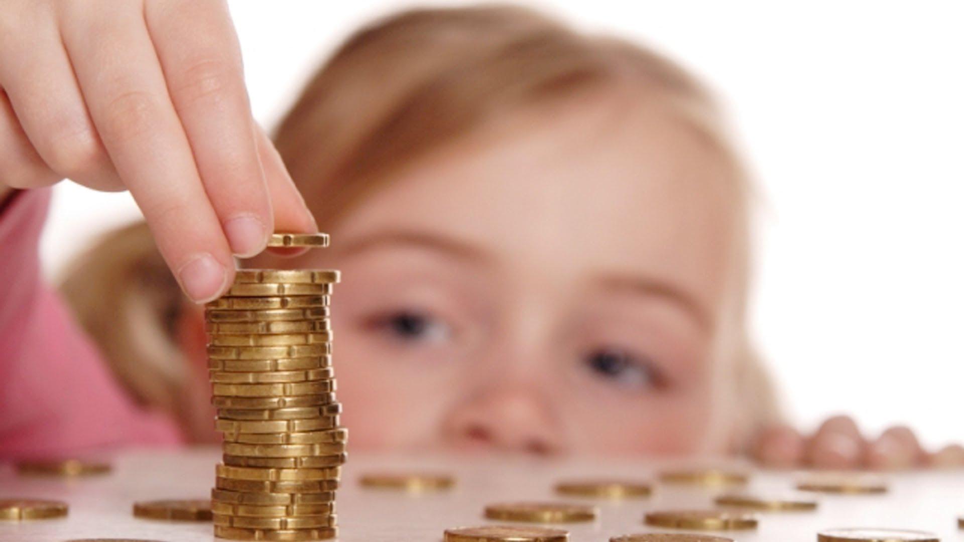 Детей необходимо учить отношениям с деньгами