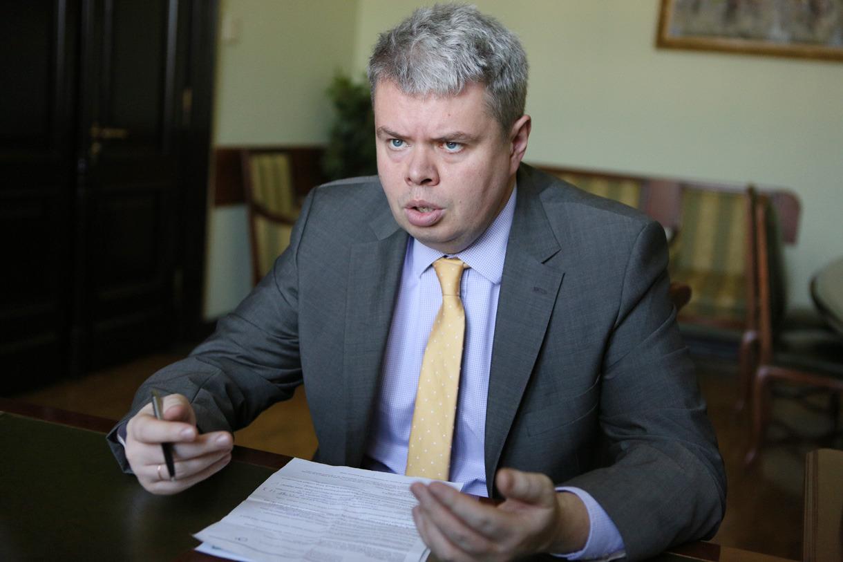 Дмитрий Сологуб, член правления НБУ