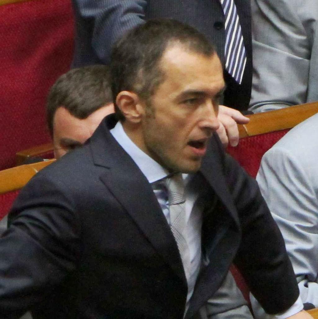 Андрей Пышный. Фото: Википедия