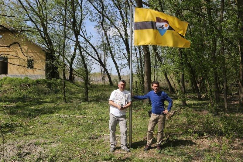 Свободная республика Либерленд