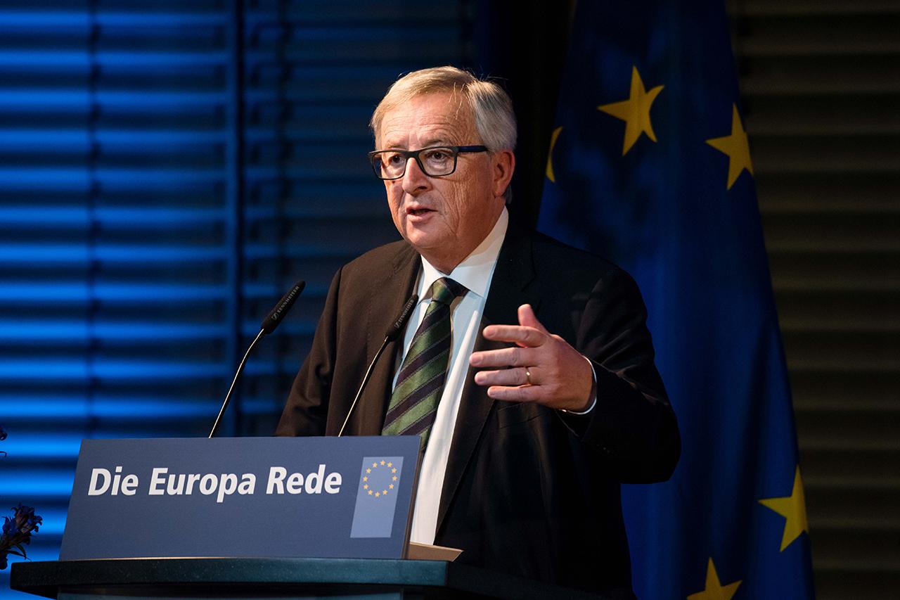 Жан-Клод Юнкер. Фото: EPA/Gregor Fischer