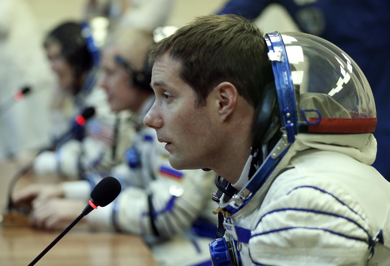 Тома Песке. Фото:  EPA/YURI KOCHETKOV