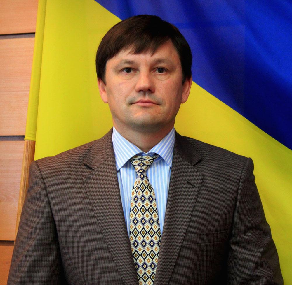Тарас Костин. Мэр Переяслав-Хмельницкого