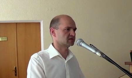 Михаил Нетяжук. Мэр Фастова
