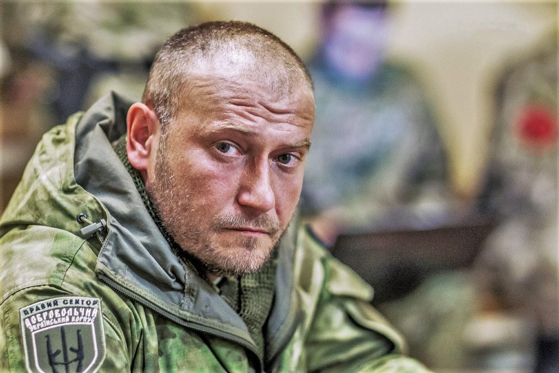 Дмитрий Ярош. Фото: Wikipedia
