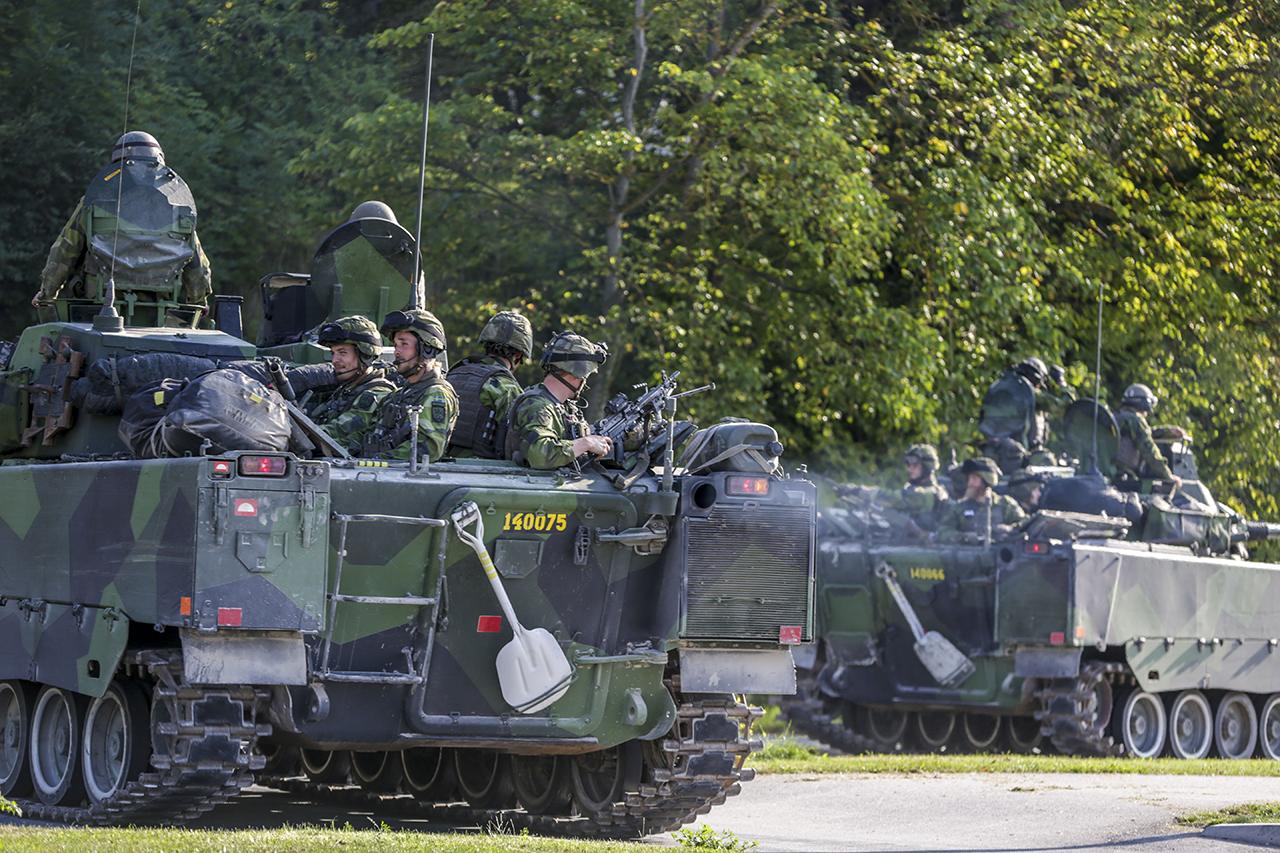 Швеция впервые за последние 10 лет разместит войска на крупнейшем острове в Балтийском море – Готланд. Фото: EPA/SOREN ANDERSSON