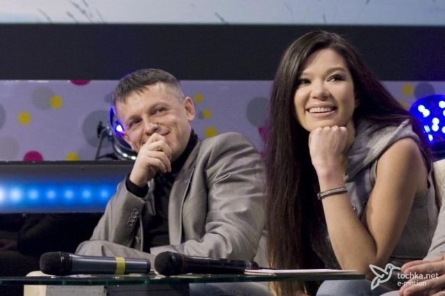 Александр Ксенофонтов и Руслана Лыжичко