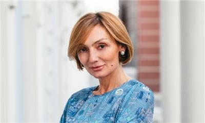Екатерина Рожкова, замглавы НБУ