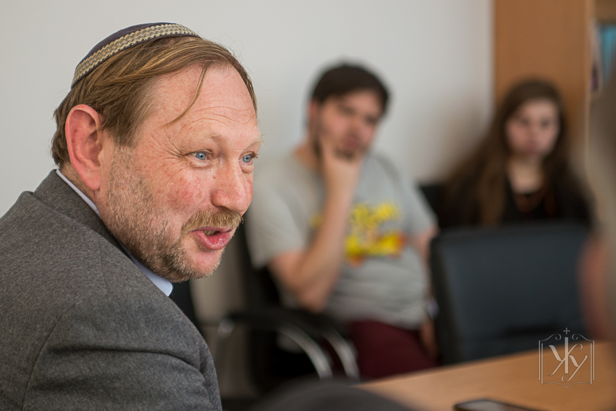 """Фото """"Ассоциация еврейских организаций и общин Украины"""""""
