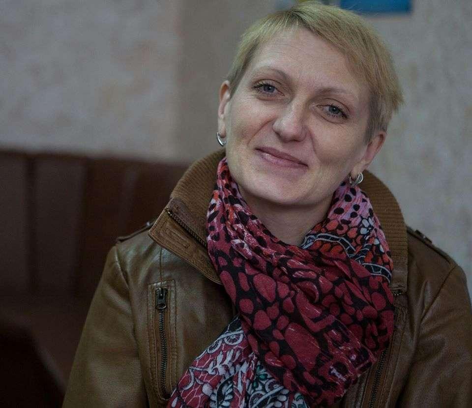 Наталия Исаева, директор Благотворительной организации «Легалайф-Украина»