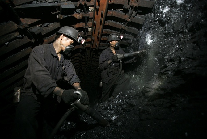 На шахтах накопились долги не только по зарплатам, но и перед госбюджетом Фото: Комсомольская правда