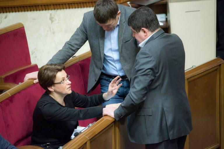 Глава налогового комитета Нина Южанина