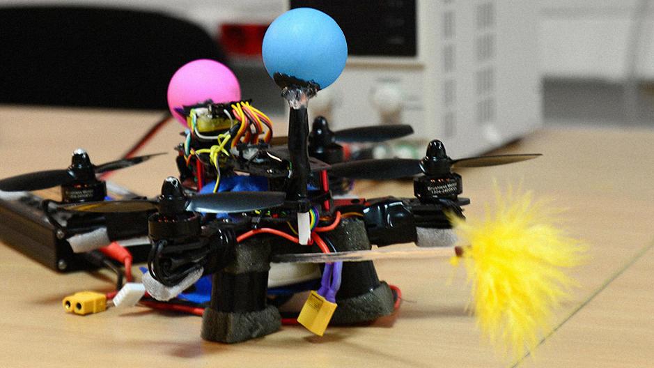 Новое поколение робопчел. Источник: www.pcrevue.sk
