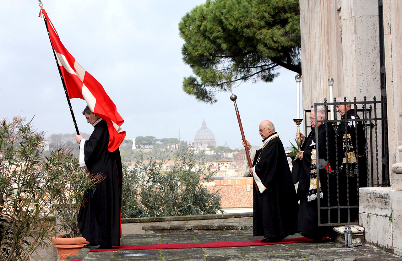 Совет Мальтийского ордена в Риме