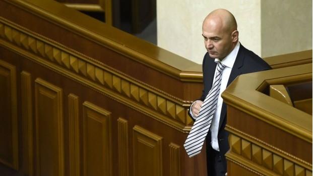 Игорь Кононенко внезапно обеспокоился состоянием украинских дорог. Фото: УНИАН