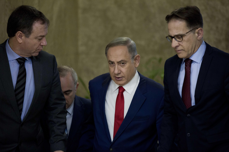 Премьер-министр Израиля Биньямин Нетаньяху. Фото: EPA