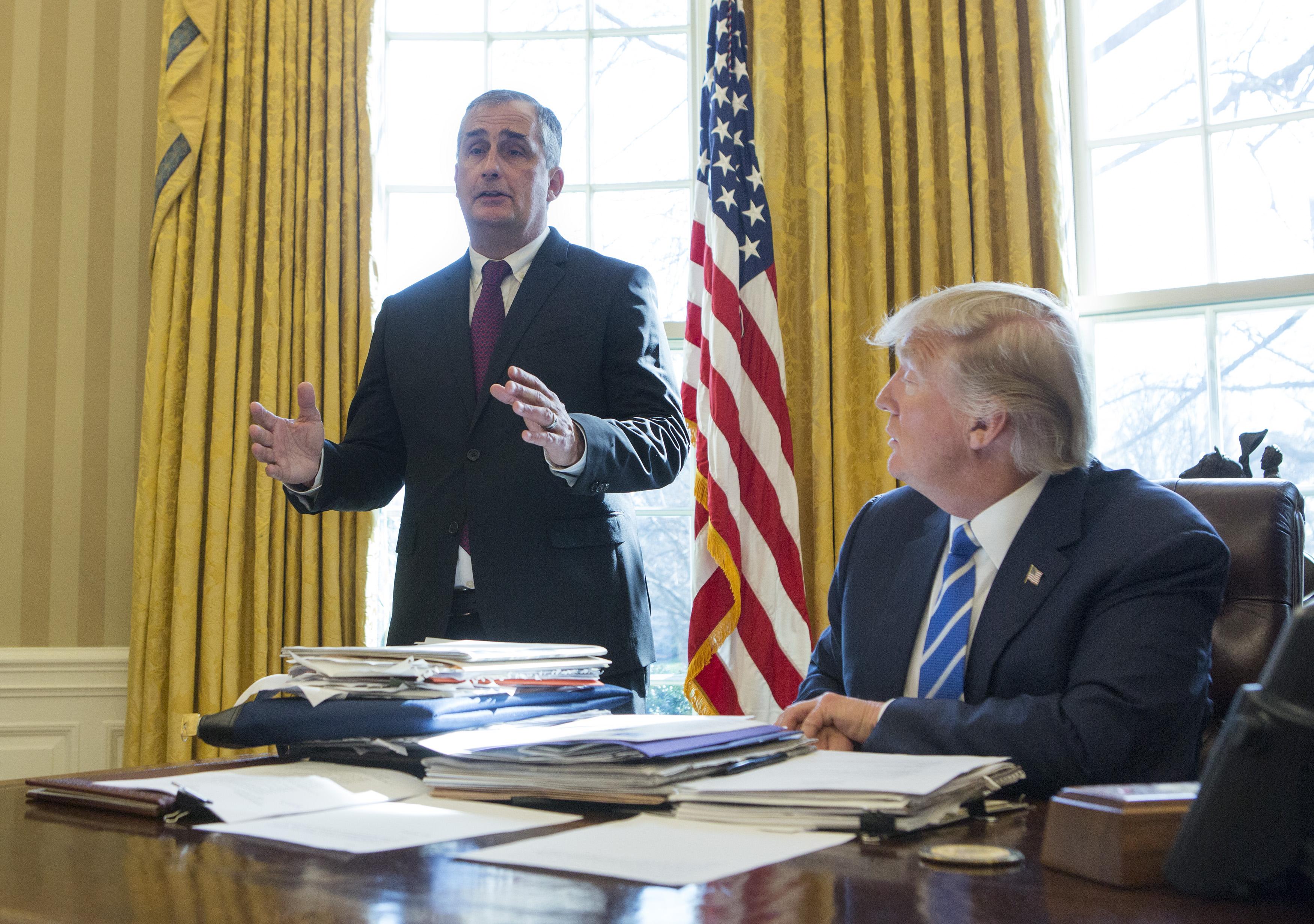 Президент США Дональд Трамп. Фото: EPA