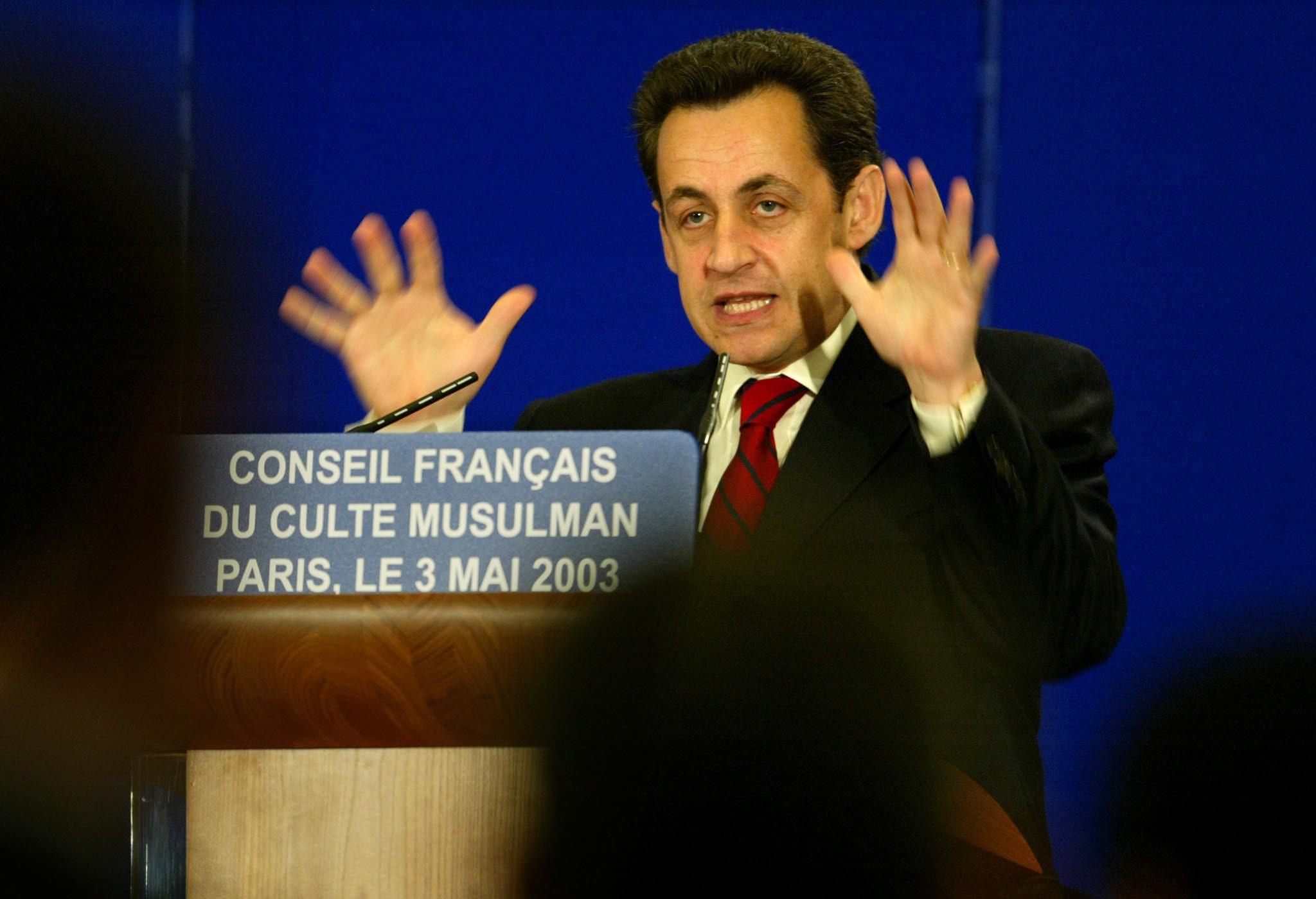 Бывший президент Франции Николя Саркози. Фото: EPA
