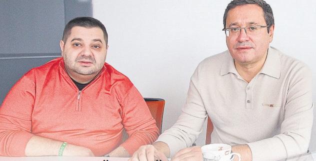 Грановский и Адамовский