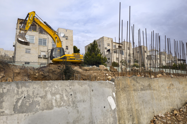 Израиль продолжает расширять поселения. Фото: EPA