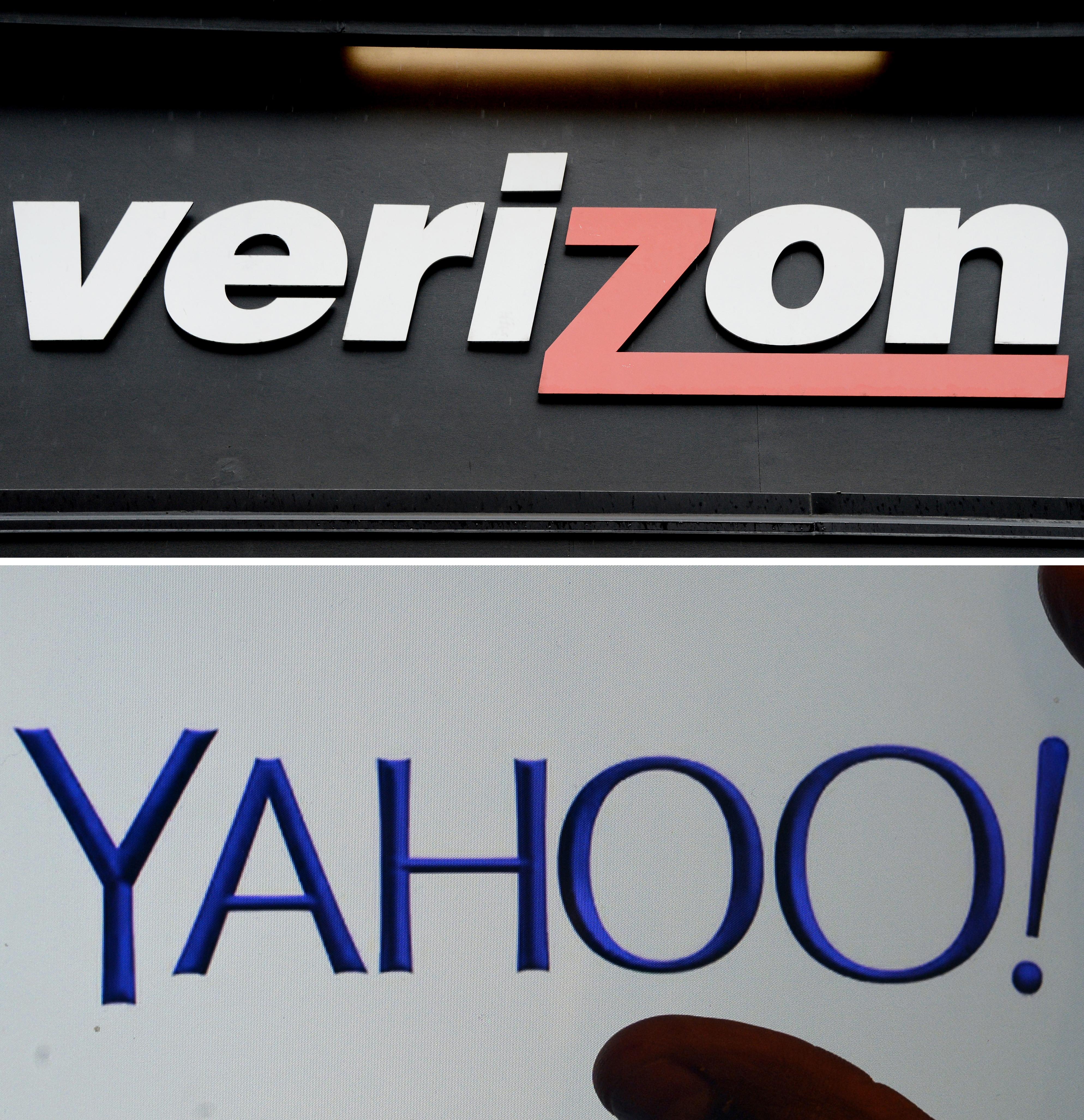 Verizon получит скидку в $350 млн при закупке  Yahoo!