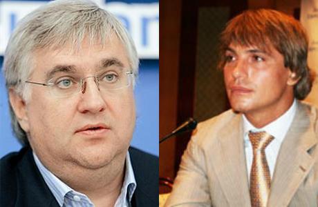 Павличев и Тисленко