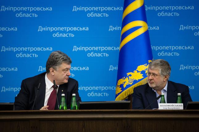 В бытность губернатора Днепропетровской области Игорю Коломойскому было проще договариваться с властью в Киеве