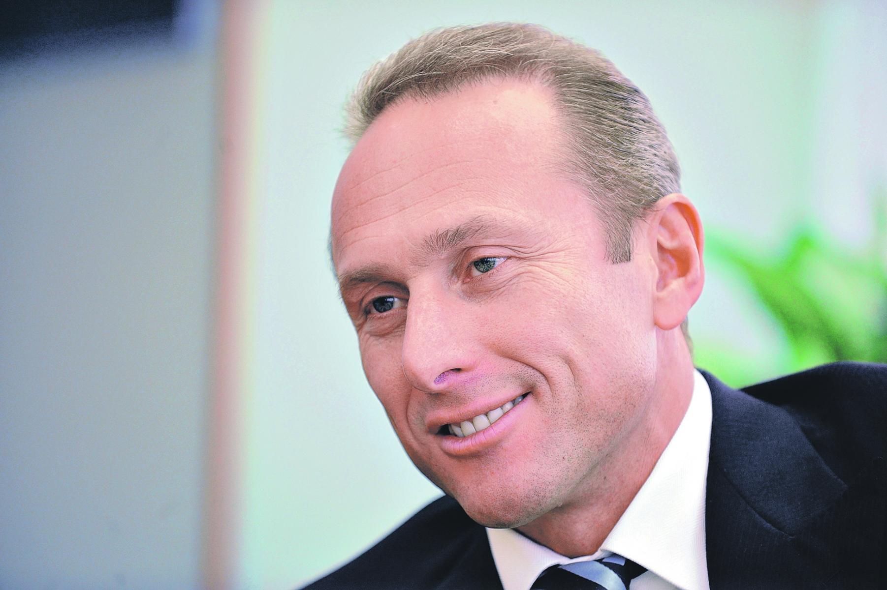 Российский бизнесмен Игорь Кесаев