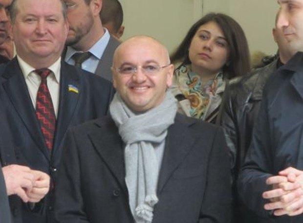 Анатолий Шкрибляк