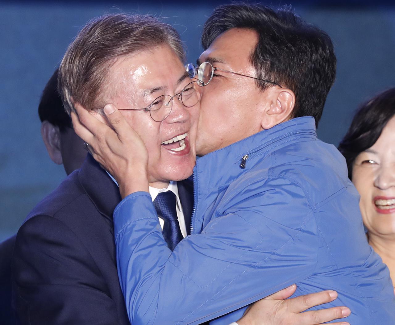 Новый президент Южной Кореи официально вступил вдолжность