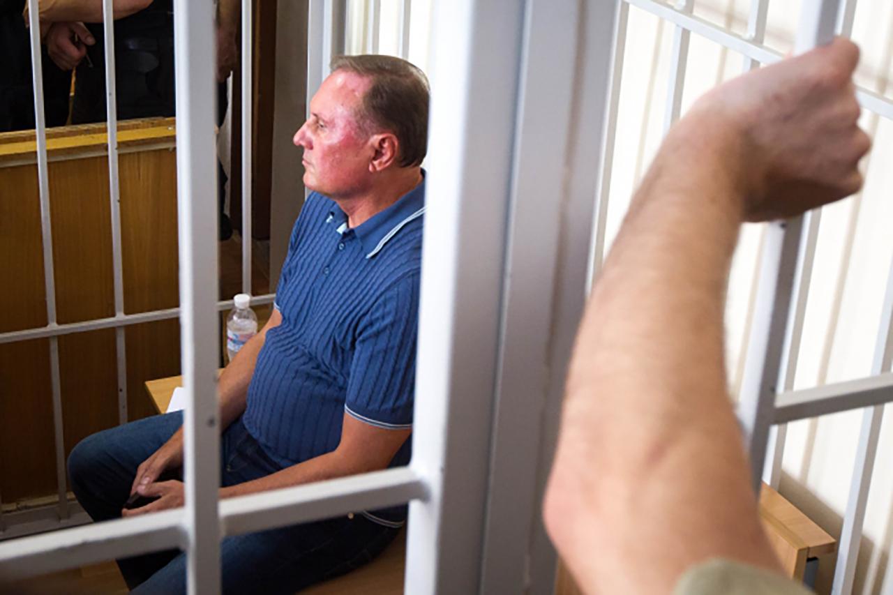"""Летом прошлого года ГПУ взялась за Ефремова, которого, кроме посягательства на территориальную целостность и неприкосновенность Украины, подозревают в организации и поддержке """"ЛНР"""""""