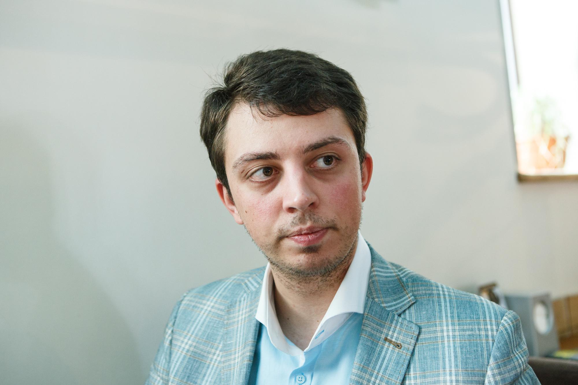 Виталий Гдычинский
