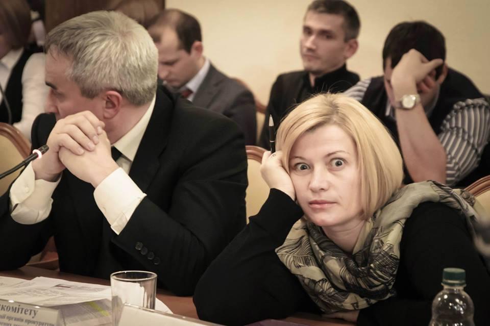 Геращенко возущена неожиданным козырем для РФ от Евровидения, facebook.com/iryna.gerashchenko