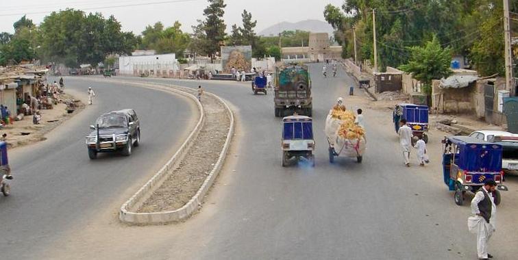 Вооруженные люди напали на строение афганской телерадиокомпании вДжалалабаде