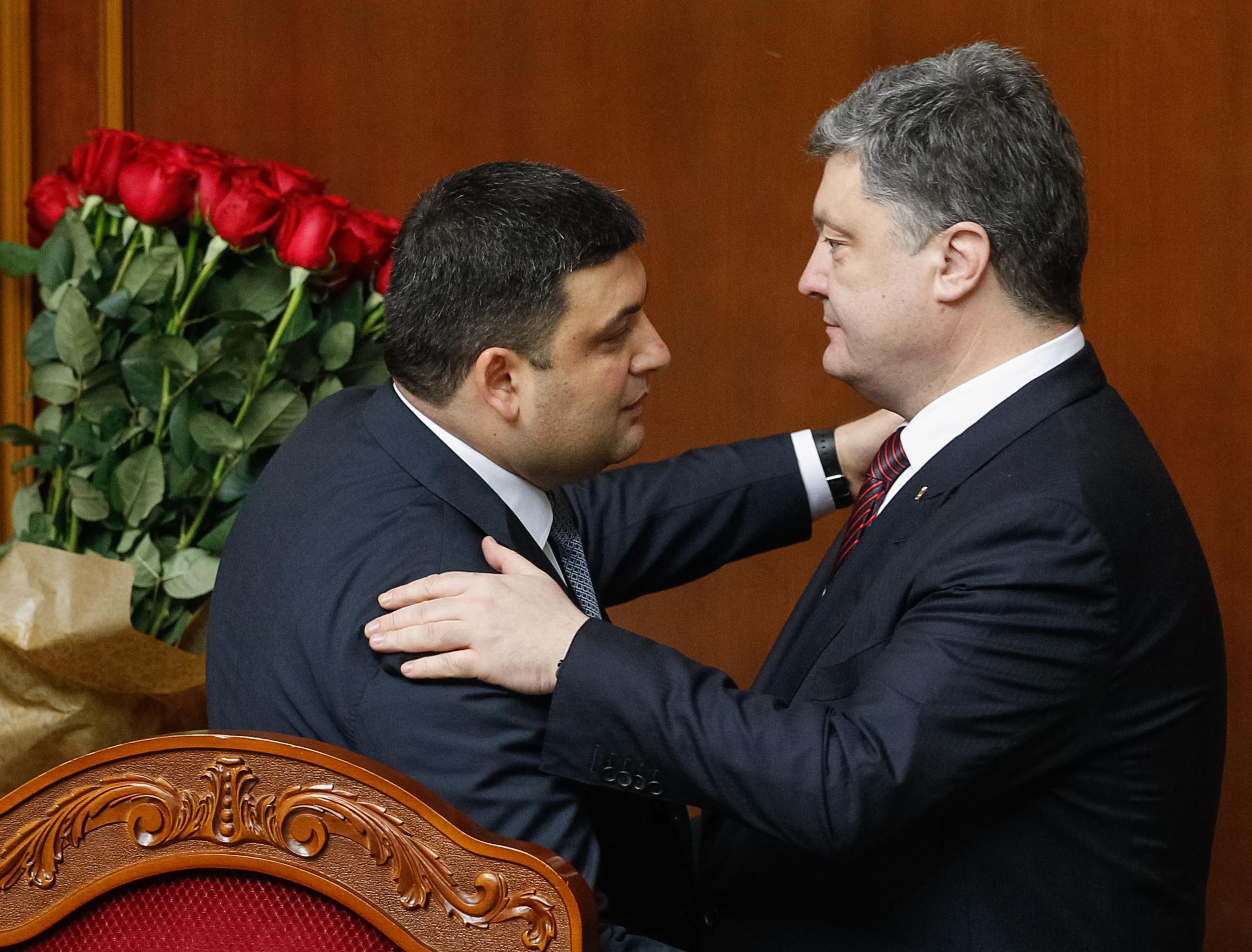 14 апреля в Верховной Раде Украины