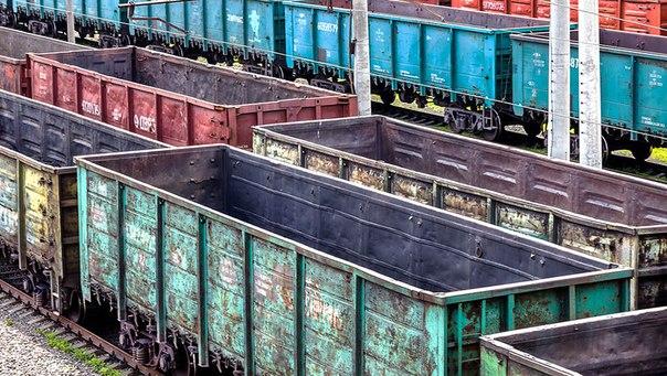 «Укрзализныця» запретила транзит и грузоперевозки в вагонах РФ