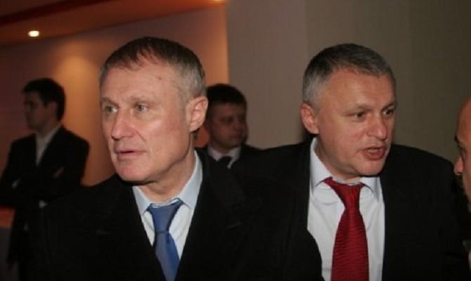Братья Суркисы. Фото: capital.ua