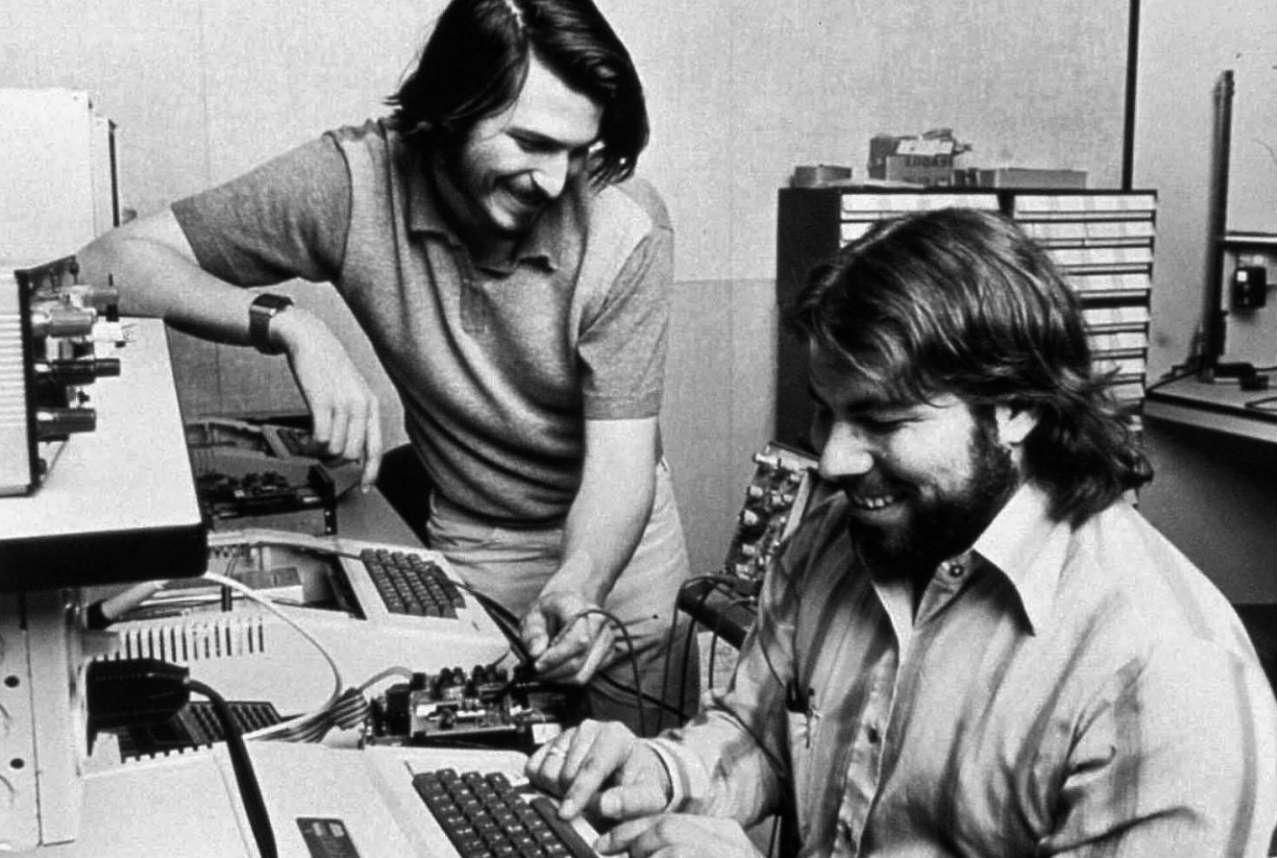 Встолицу Украины приедет легендарный сооснователь Apple Стив Возняк