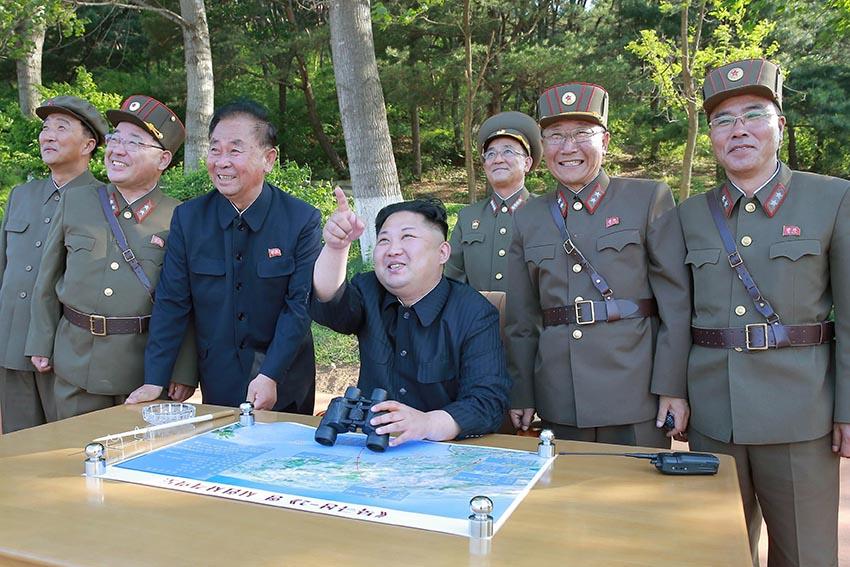 Северная Корея проверила новейшую систему противовоздушной обороны