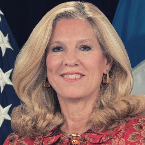 Сьюзен Сполдинг, экс-заместитель секретаря по вопросам национальной обороны и директор программ Департамента национальной безопасности США