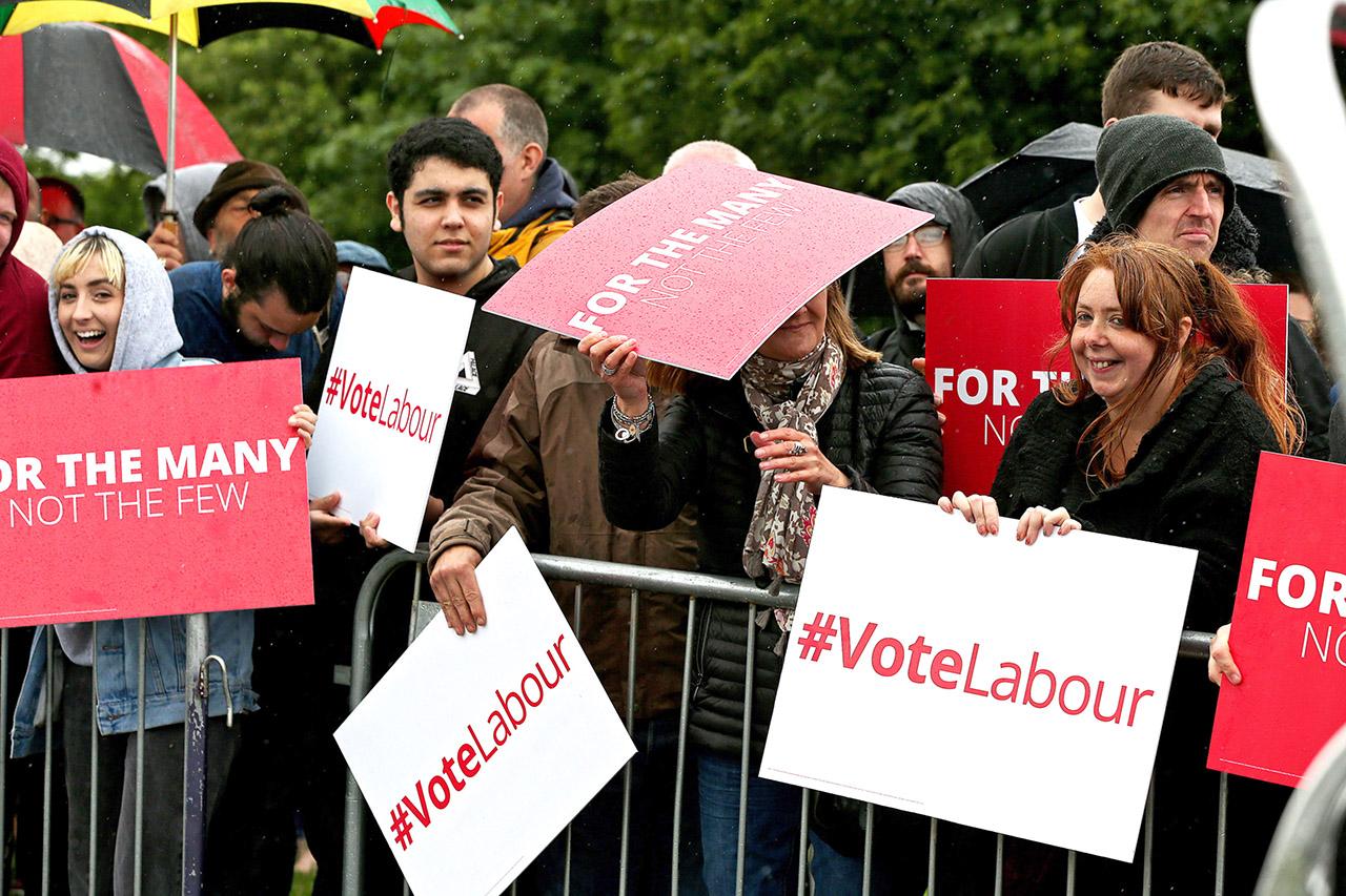 ВБритании завершилось голосование навыборах