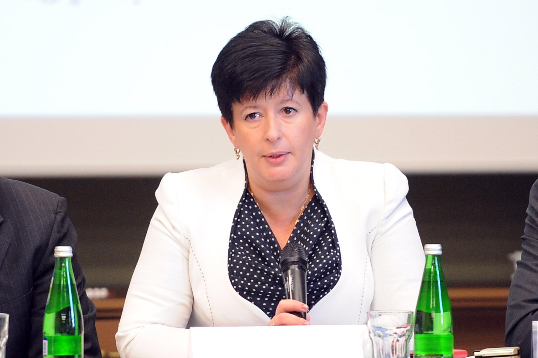 Срок полномочий Валерии Лутковской на посту омбудсмена истек в апреле