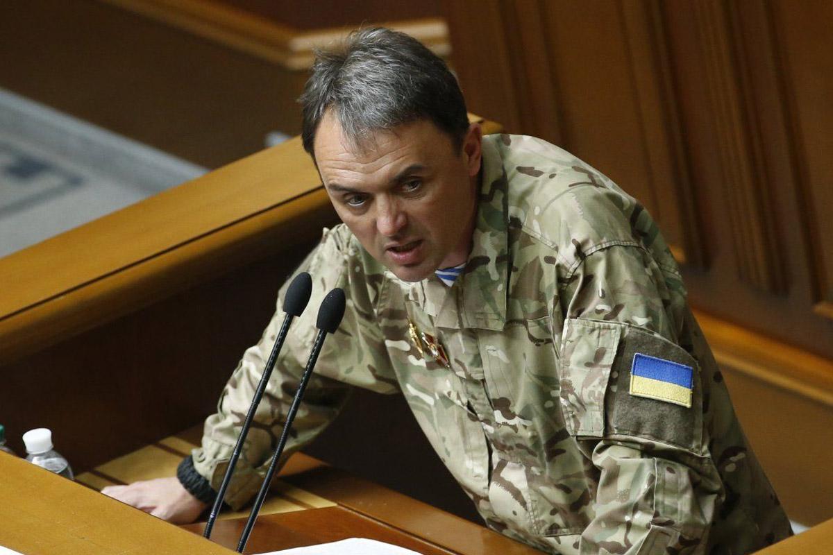 В Раде предупредили Гройсмана: Москаль - сепаратист, сдаст Закарпатье Венгрии - мы доиграемся до ЗНР