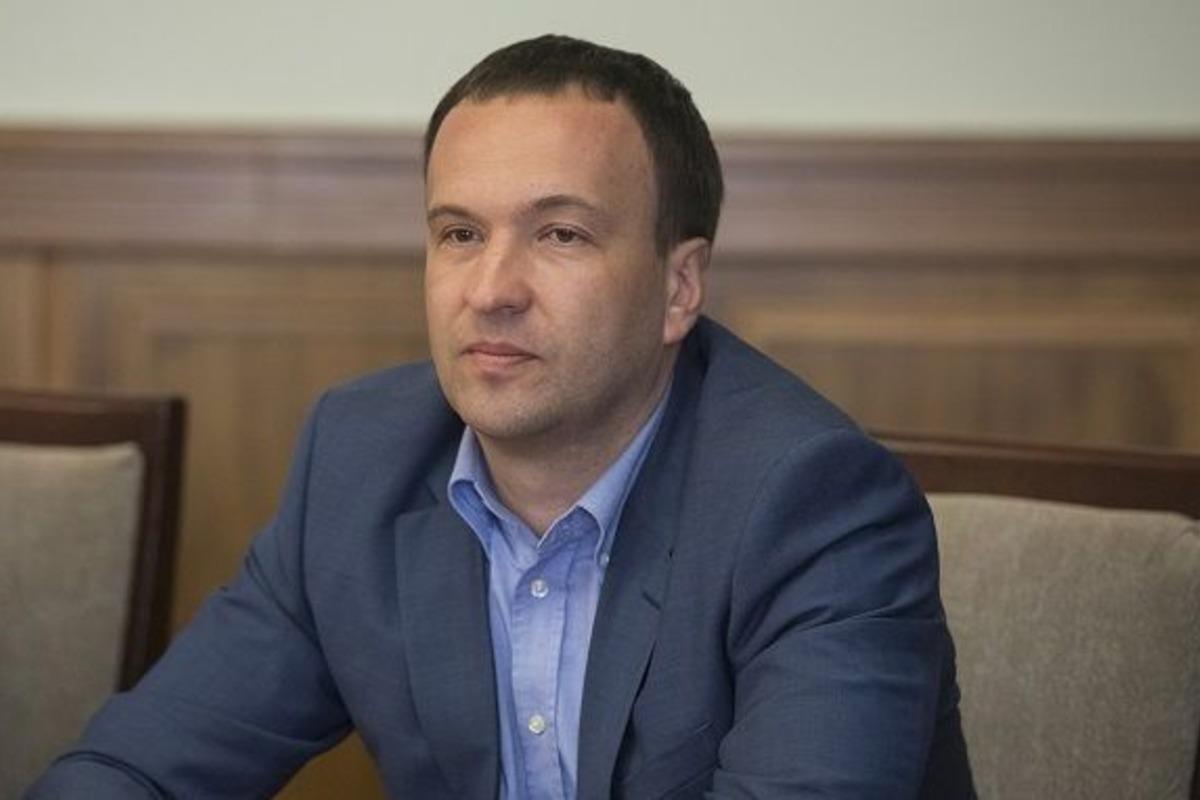 Заместитель председателя Киевской городской государственной администрации Петр Пантелеев