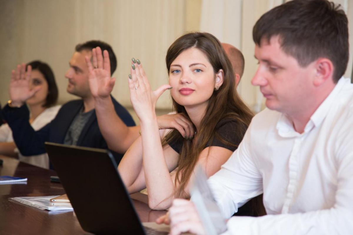 Учредительное заседание Совета общественного контроля НАБУ
