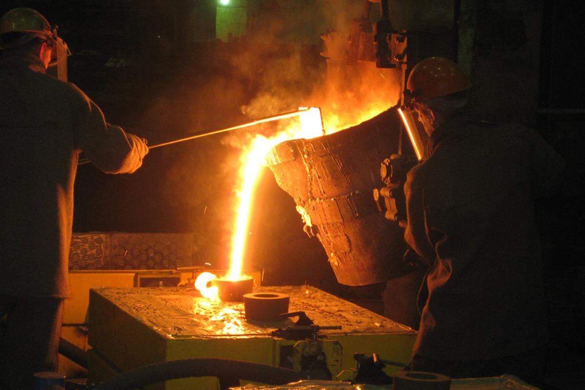 Металлургическое производство
