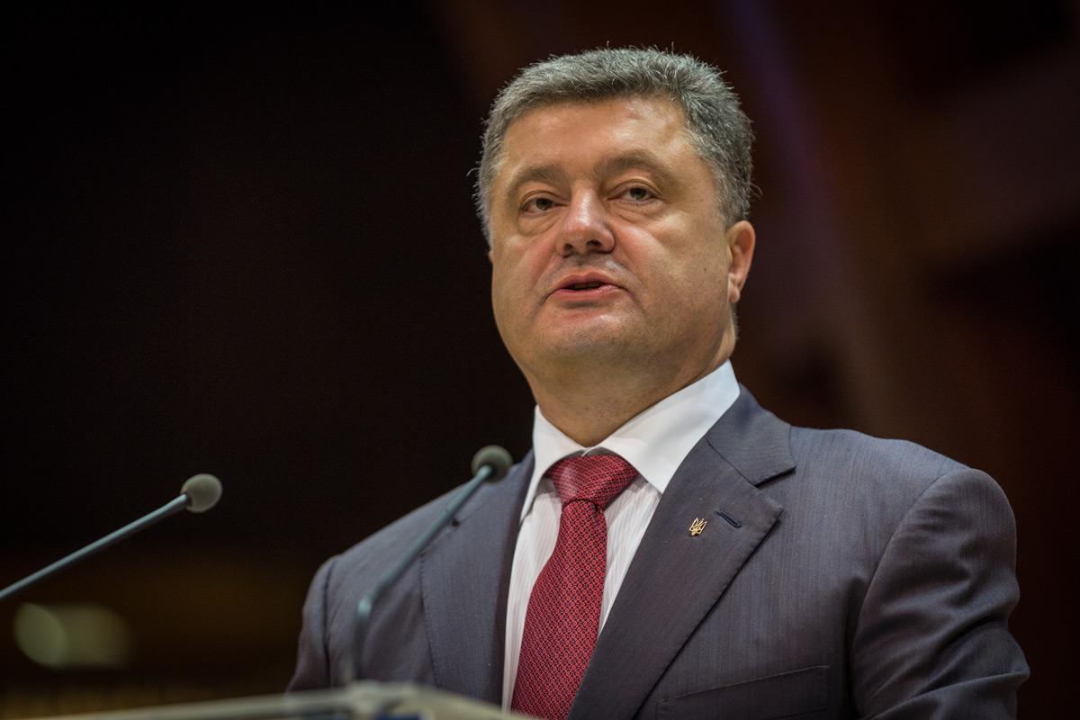 Петр Порошенко. Фото epa.eu