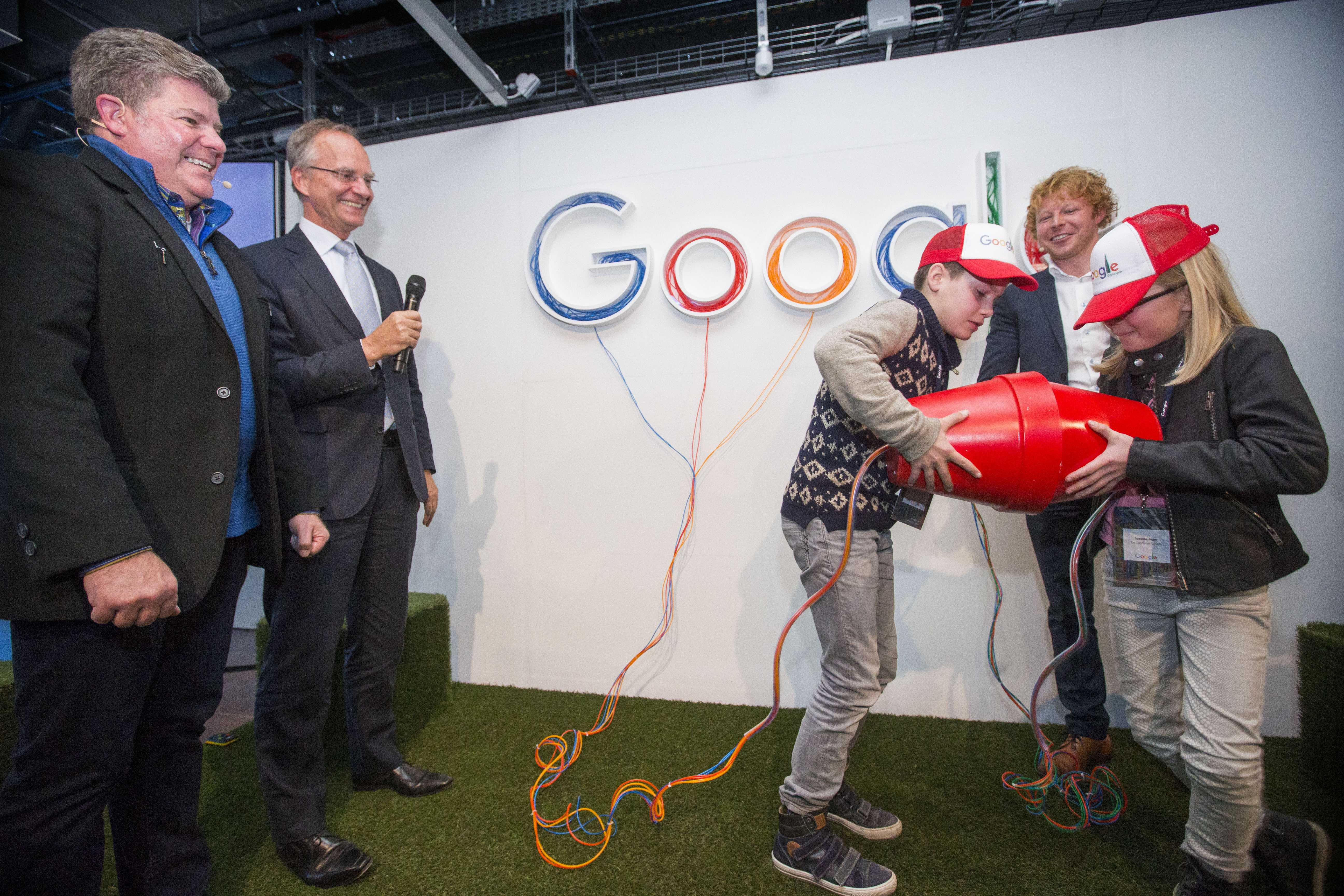 Брюссель оштрафует Google на млрд евро